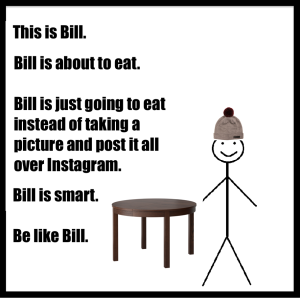 top jokes of be like bill