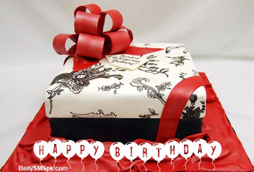 Happy Birthday Cake Gift