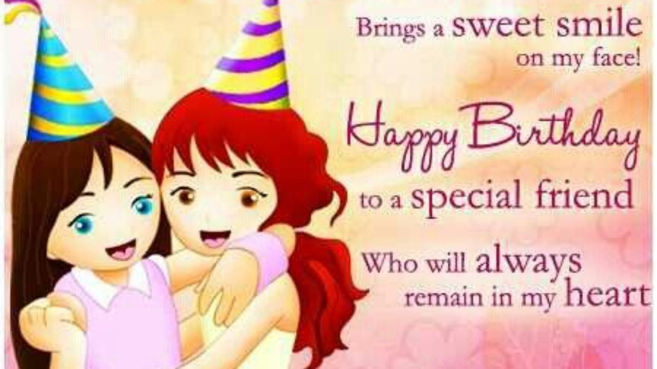 Happy Birthday Messages For Friend Dost Cool Birthday Sms Wish