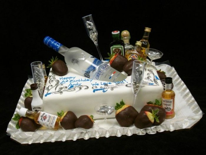 Joint Th Birthday Cake Ideas