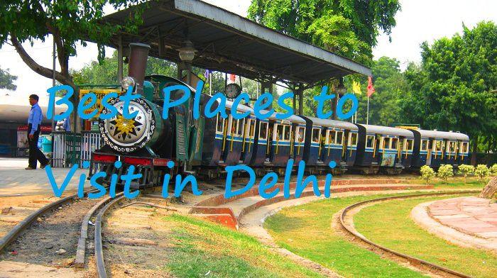 Top 5 Tourist Places to Visit in Delhi | Best Locations in Delhi