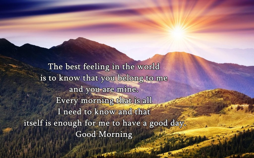 9 Latest Good Morning Images | Quotes Messages