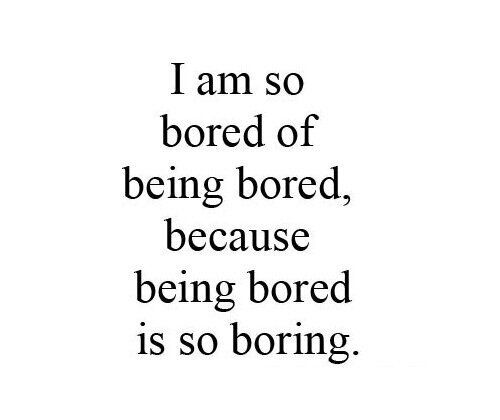 7 Bored Whatsapp Dp Images | Boring, Dull Status