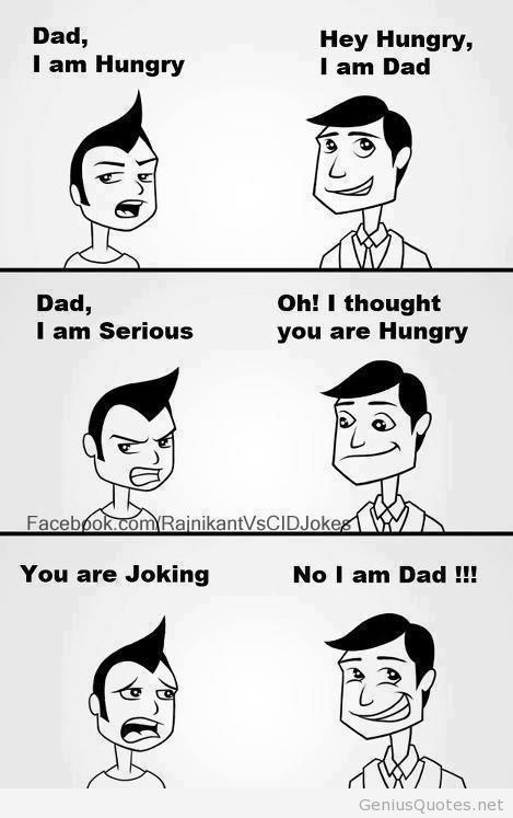 best joke on hungriness