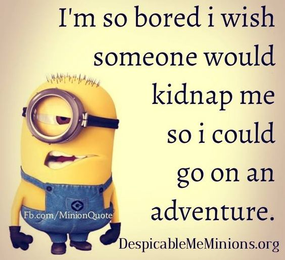 bored from life funny status