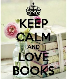 keep calm love books whatsapp images