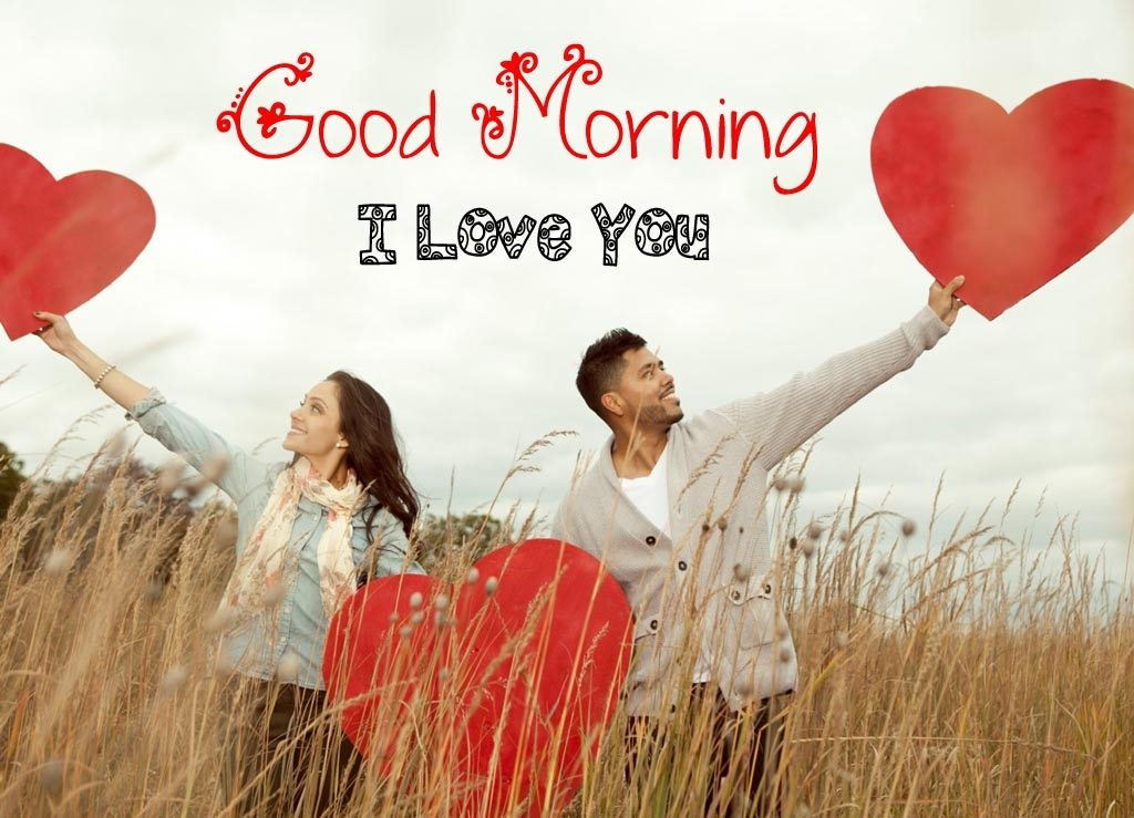 latest i love you good morning image