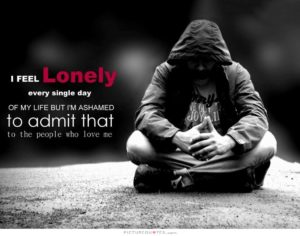 lonely status for facebook whatsapp dp