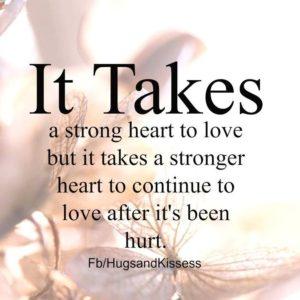 love hurt quote