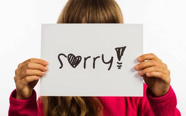 7 Sorry Whatsapp Dp Images | Sorry, Regretful Status
