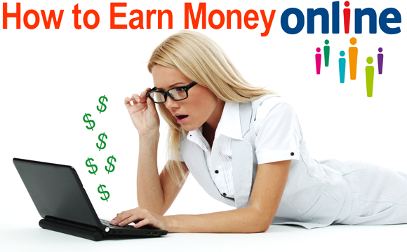 3 Ways to Earn Money Online With Less Efforts - Wiki-How