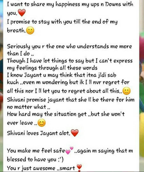 Sweetest proposal by a girl to her boyfriend